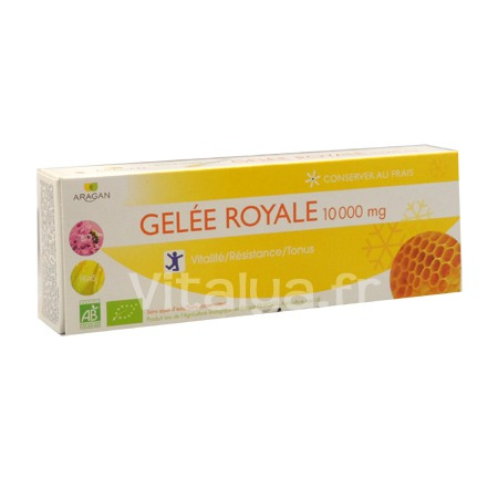 Gel�e Royale 10 000mg Aragan 10g