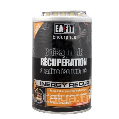 Inergy Recup Boisson de R�cup�ration Orange Eafit 500 g
