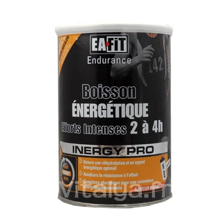 Inergy Pro Boisson �nerg�tique Orange Eafit 500g