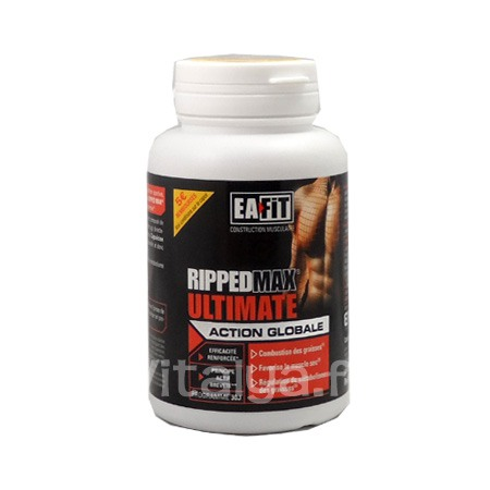 Ripped Max Ultimate Eafit 120 Comprim�s