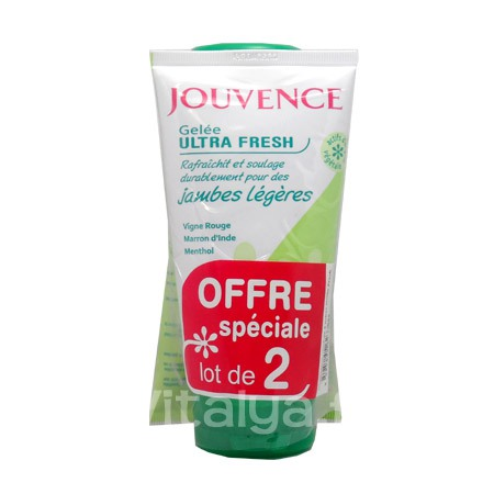 Jouvence Gel�e Ultra Fresh Gel 150 ml Lot 2