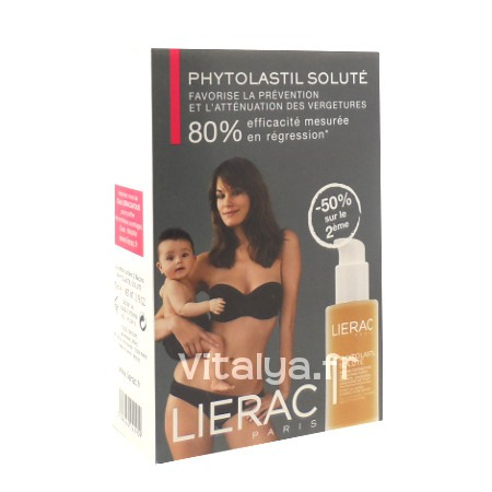 Lierac Phytolastil Solut� S�rums Correction des Vergetures 75ml