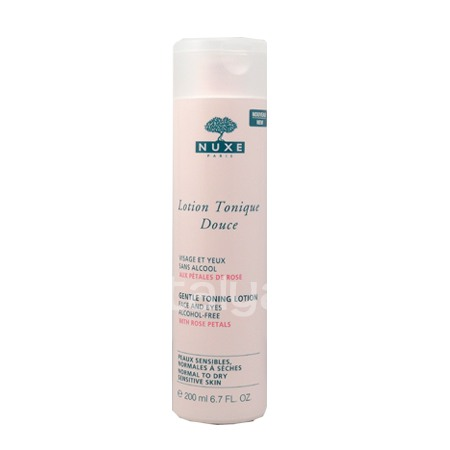 Nuxe Lotion Tonique Douce aux P�tales de Rose 200ml