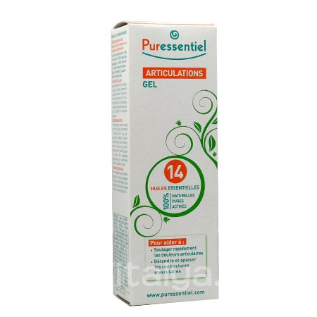 Puressentiel Gel Articulations 60 ml