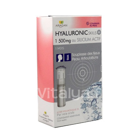 Hyaluronic Skills Plus 1500mg Aragan 30g