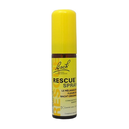 Rescue spray Bach 20ml