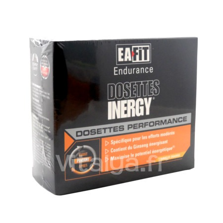 Inergy Dosettes Performance Orange Eafit 10 Dosettes