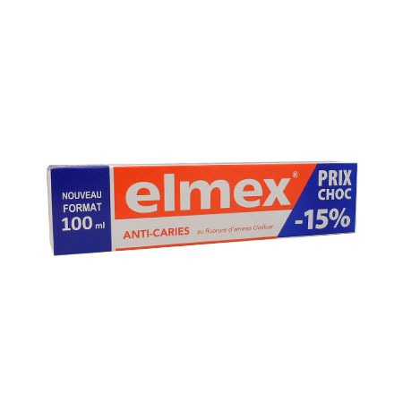 Dentifrice Anti-Caries Elmex 100ml
