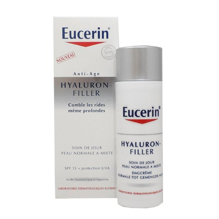 eucerin hyaluron filler peau normale mixte anti rides eucerin. Black Bedroom Furniture Sets. Home Design Ideas