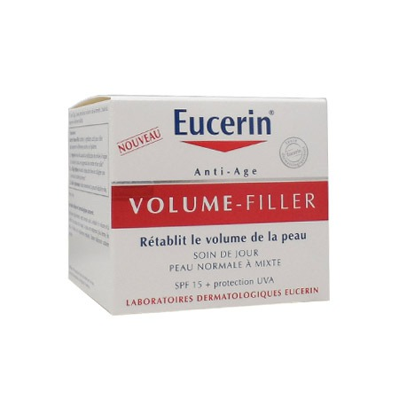volume filler soin de jour eucerin cr me anti ge eucerin. Black Bedroom Furniture Sets. Home Design Ideas