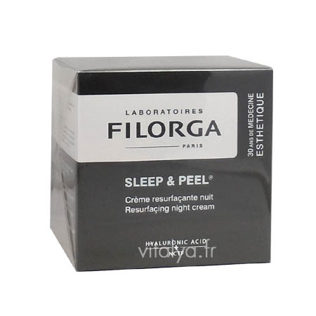 Sleep & Peel Nuit Filorga 50 ml