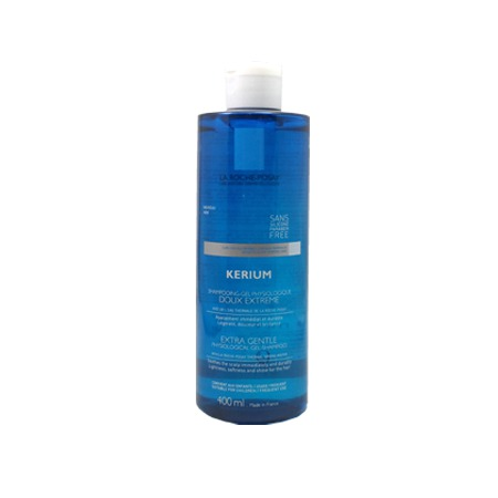 Roche-Posay Kerium Shampooing-Gel 400 ml