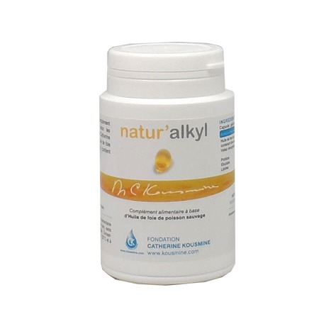 Natur\'alkyl Nutergia 90 capsules