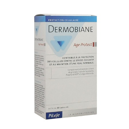 Dermobiane Age Protect Pileje 60 Capsules