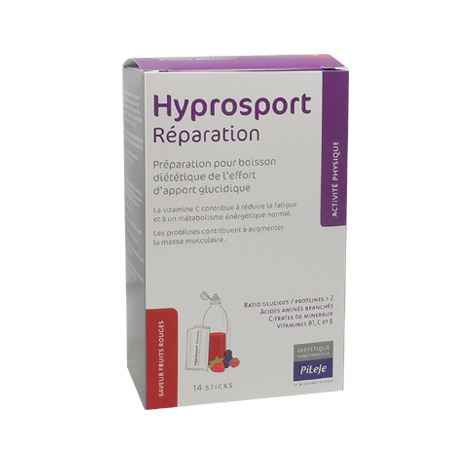 Hyprosport Réparation Fruits Rouges PiLeJe 14 sticks