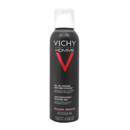 Gel de Rasage Anti-Irritations Vichy Homme 150ml