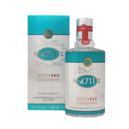 4711 Nouveau Cologne splash & spray 150ml