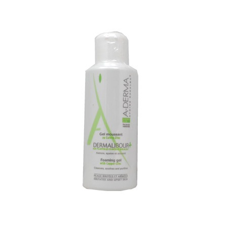 Aderma Dermalibour + gel moussant 125ml