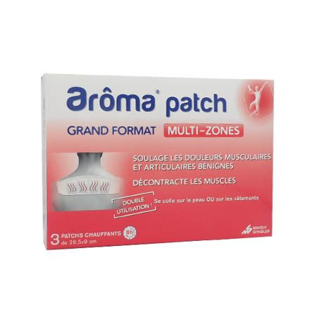 Aroma Patch 3 Patchs