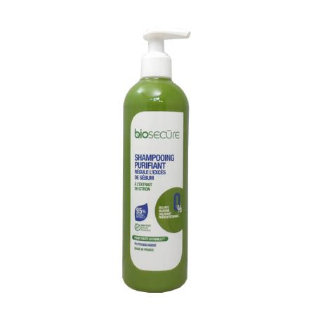 Bio Secure shampooing purifiant 400ml