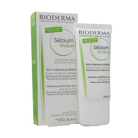 Soin intense purifiant Bioderma Sebium Global 30 ml