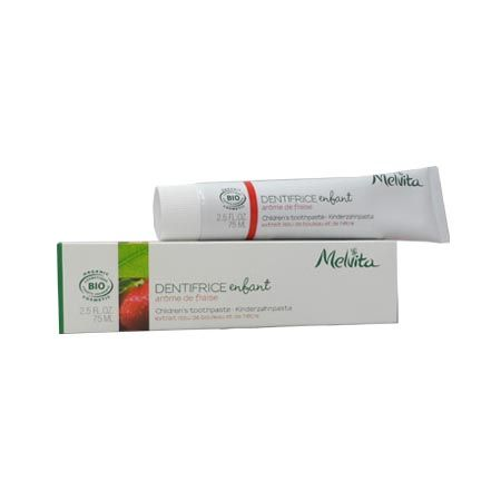 Melvita Dentifrice enfants Bio 75 ml