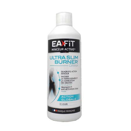 Ultra slim burner drink Eafit 500ml