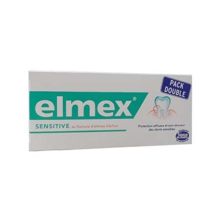 dentifrice sensitive elmex elmex sensitive pour dents sensibles. Black Bedroom Furniture Sets. Home Design Ideas