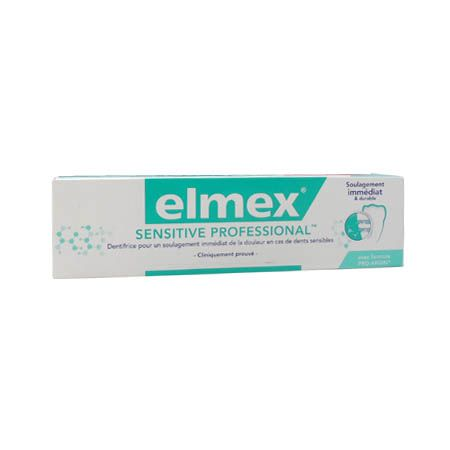 Dentifrice Sensitive Professional Elmex 75ml