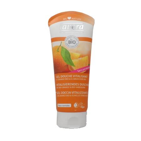 Lavera Gel douche vitalisant Orange Feeling 200 ml