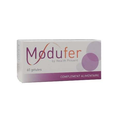Modufer, Health Prevent 60 gélules