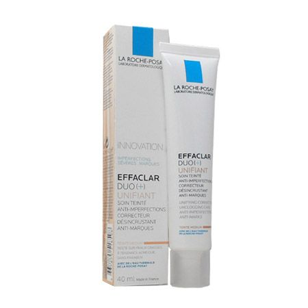 Roche Posay Effaclar Duo (+) Unifiant teint médium 40 ml