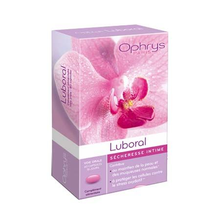 Luboral Ophrys 60 capsules