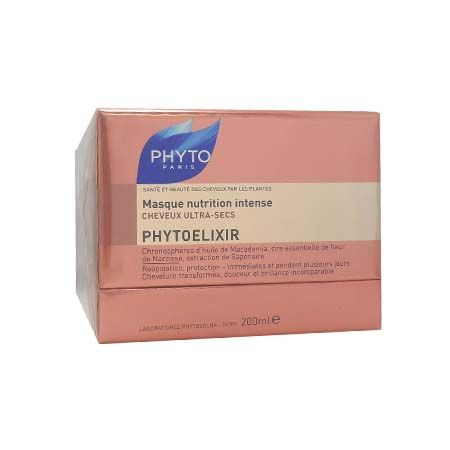 Phyto Phytoelixir masque nutrition intense 200ml