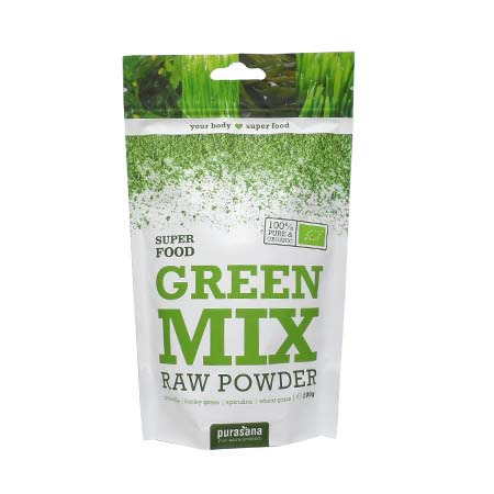 Green mix super food Purasana 200g