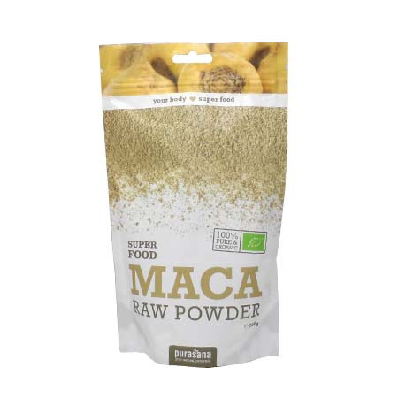 Maca super food Purasana 200g