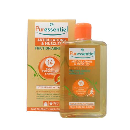 Puressentiel friction arnica 200ml