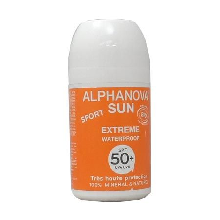 Alphanova Roll On solaire SPF 50+ 50g