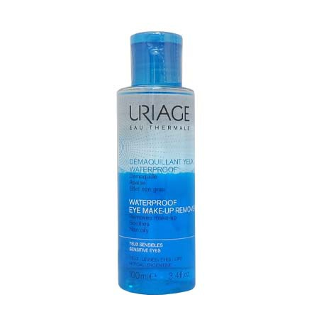 Démaquillant yeux waterproof Uriage 100ml