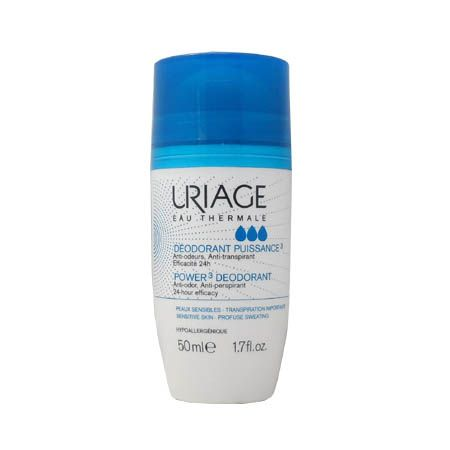 Déodorant puissance 3 Uriage roll-on 50ml