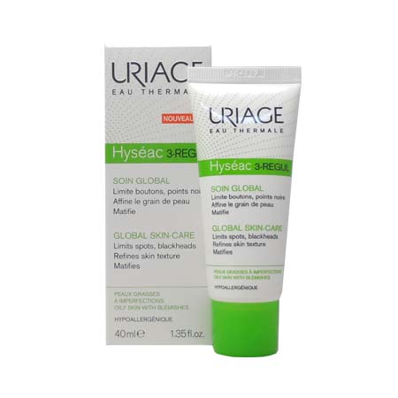 Hyséac 3-regul soin global Uriage 40ml