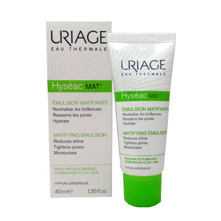 Hyséac Mat\' Uriage 40ml