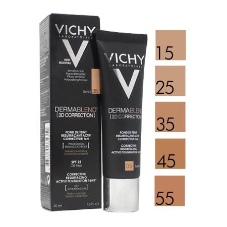 Vichy Dermablend 3D Correction 35 30 ml