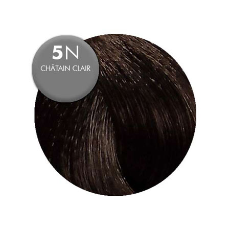 Coloration 5n Chatain Clair Commande Color Amp Soin