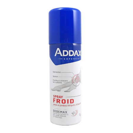 Spray froid Addax Pieds 125ml