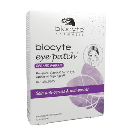 Biocyte Eye Patch Regard Parfait Lot de 6