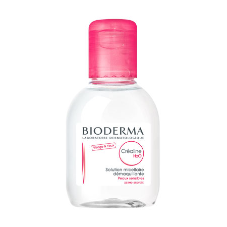 Solution micellaire Bioderma Créaline H2O 100 ml