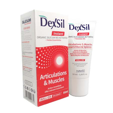 Articulations HE Gel Corporel Dexsil 50 ml