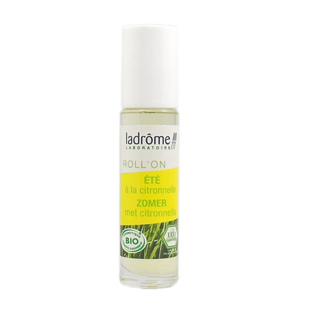 Ladrôme roll\'on été à la citronnelle bio 10ml