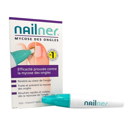 Nailner Stylo Mycose des ongles Novodex 4ml